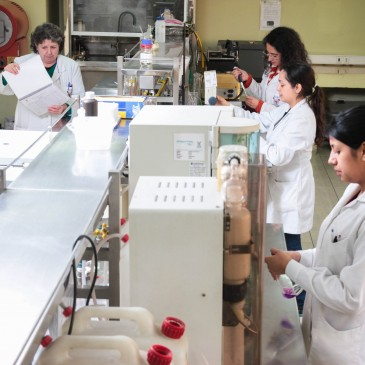 Investigadores de nuestra Universidad desarrollan pionera tecnología en envases que alargan la vida útil de los alimentos