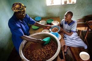 Los países alcanzan un compromiso clave sobre las políticas para combatir la malnutrición a nivel global