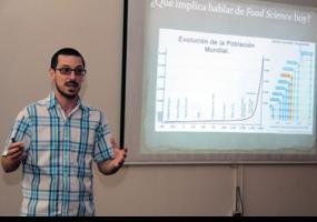Experto de la UBA propone soluciones innovadoras en materia de alimentos