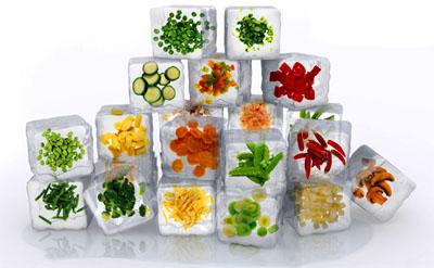 La congelación – Congelar los alimentos para preservar su calidad y seguridad