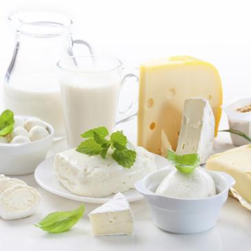 Investigación busca nuevo ingrediente para aumentar la vida útil de los productos lácteos