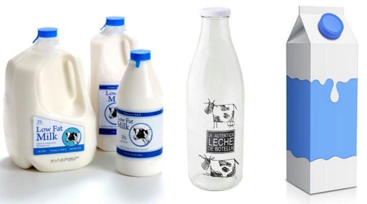 Luz LED podría destruir los nutriente de la leche